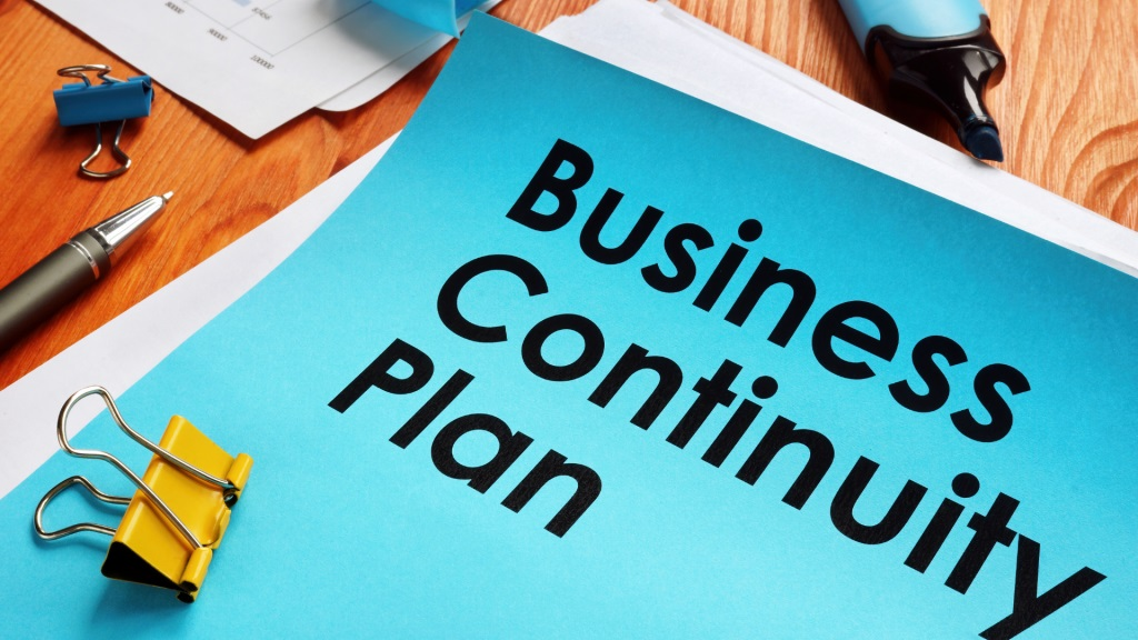 Make Your Own Continuity Plan