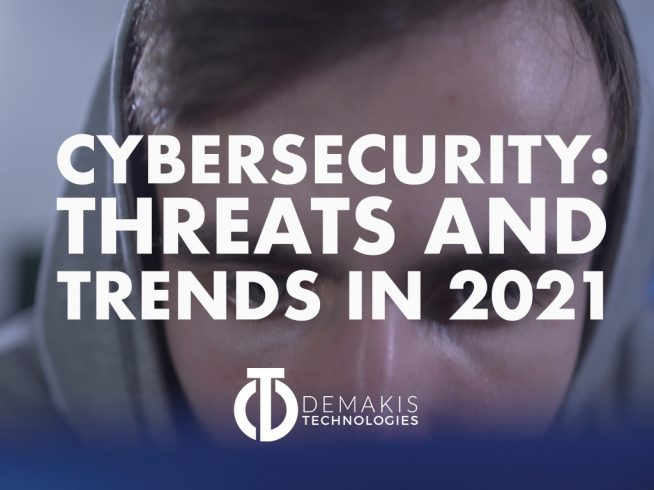 Cybersecurity Threats and Trends in 2021 Webinar