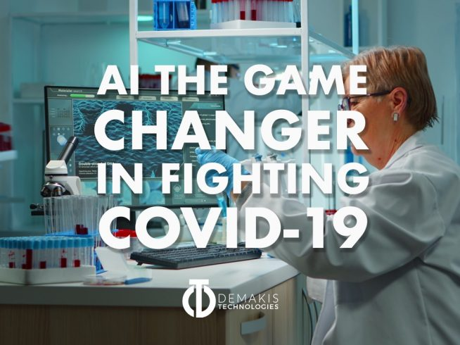 AI: The Game Changer In Fighting COVID-19 webinar