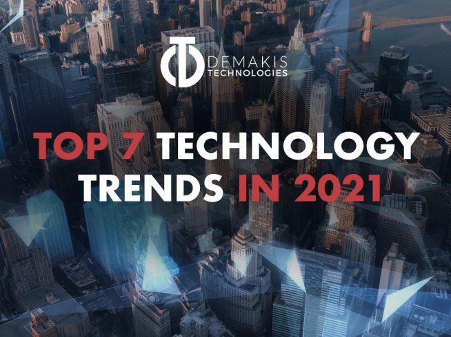 Top 7 Technology Trends in 2021 Webinar
