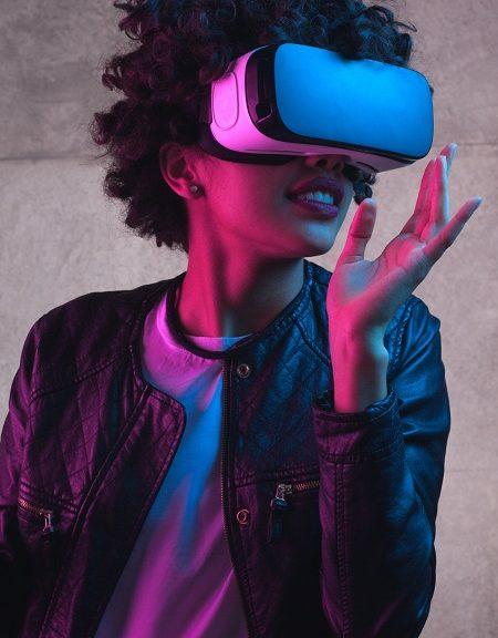 Tactile VR